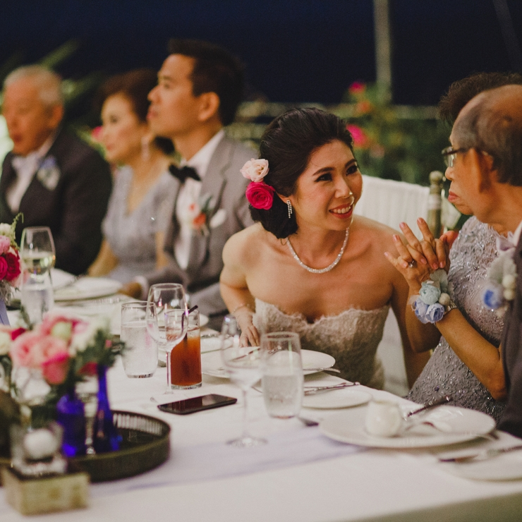 Andre & Stella Real Wedding Story