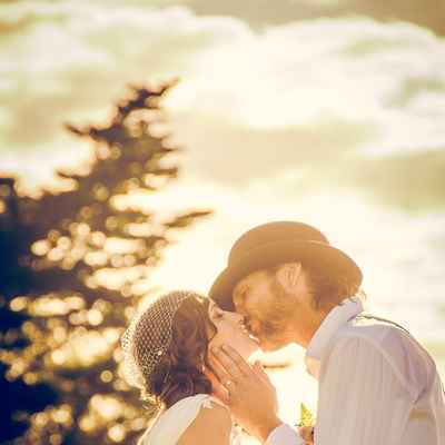 Vintage wedding photo session ideas