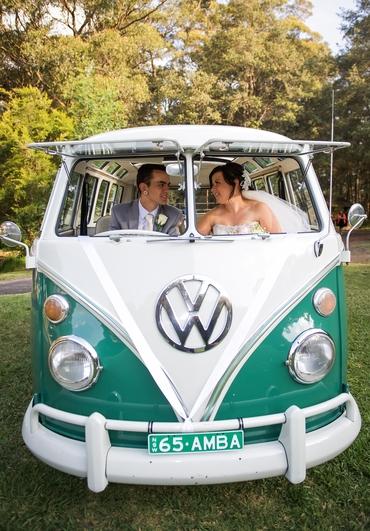 Green wedding transport