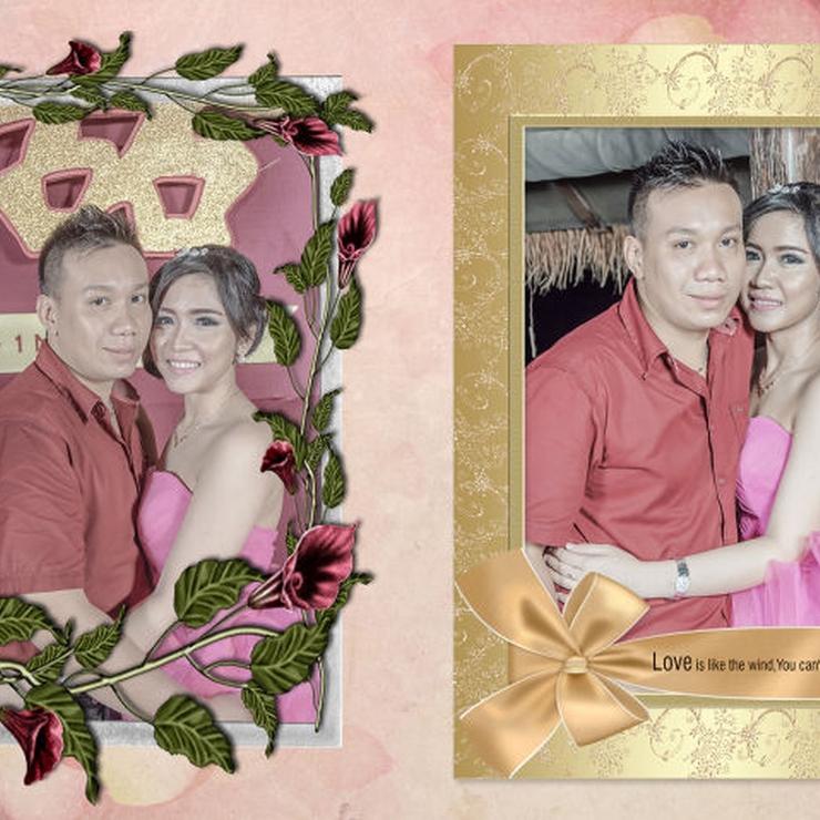Photobook Andy & Suci