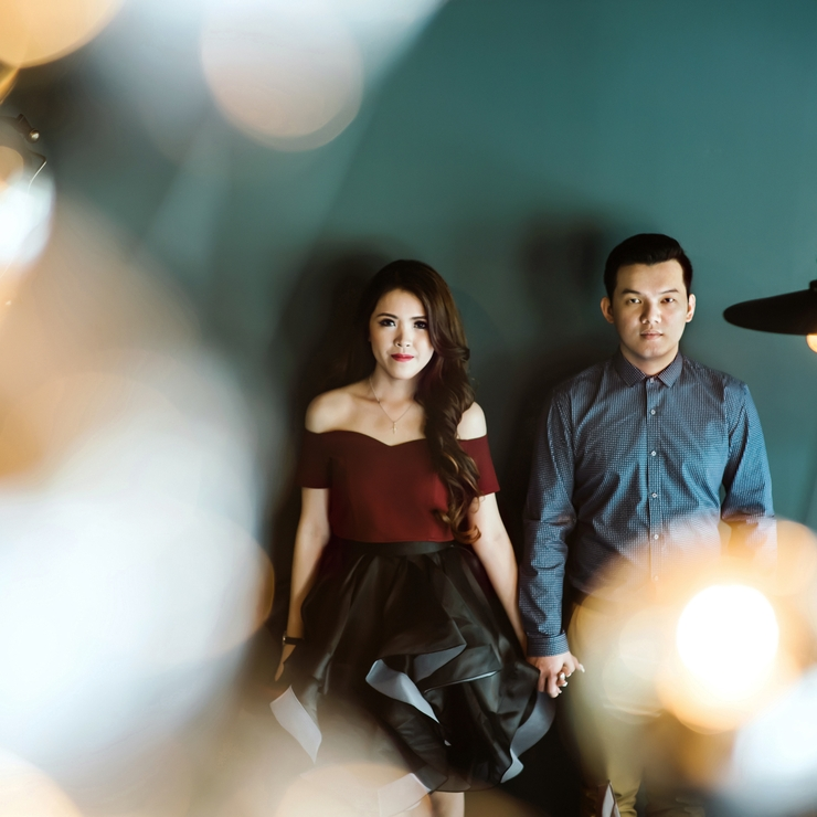 Rianto & Sherley - Prewedding by Alex