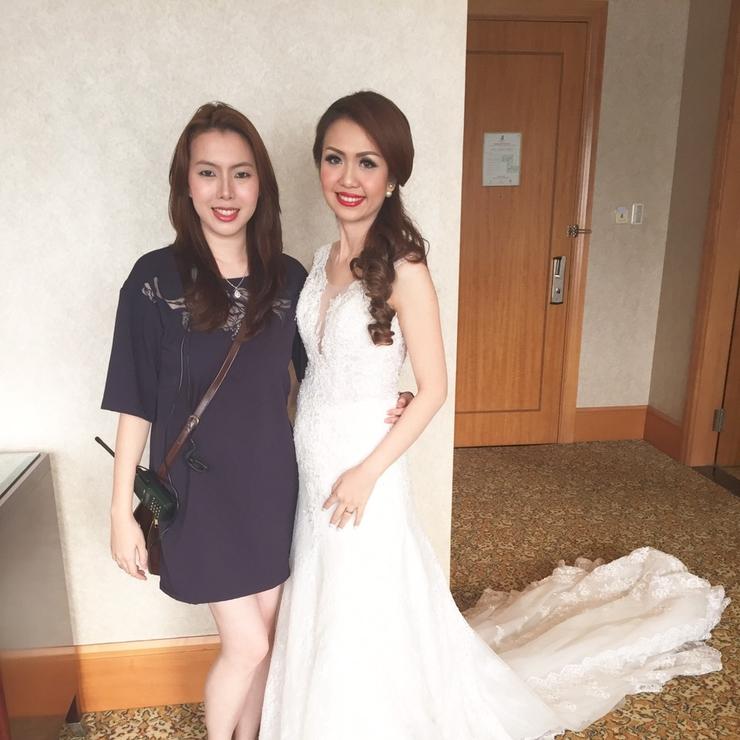 Astin and Valencia Wedding 24 Jan'16