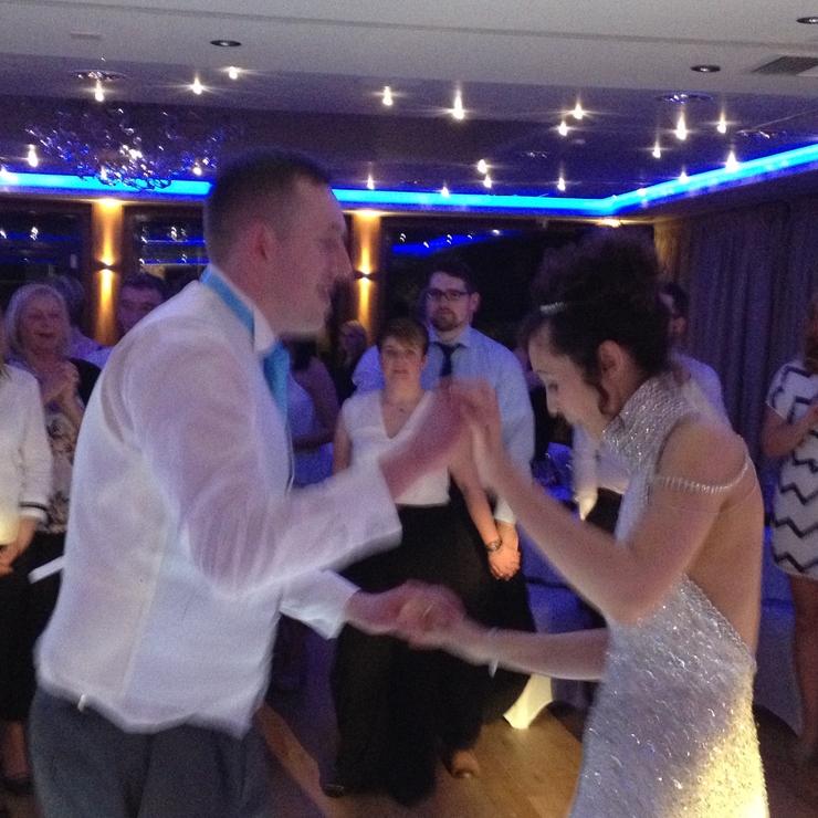 Kylie & Stewarts Wedding @ Moddershall Oaks