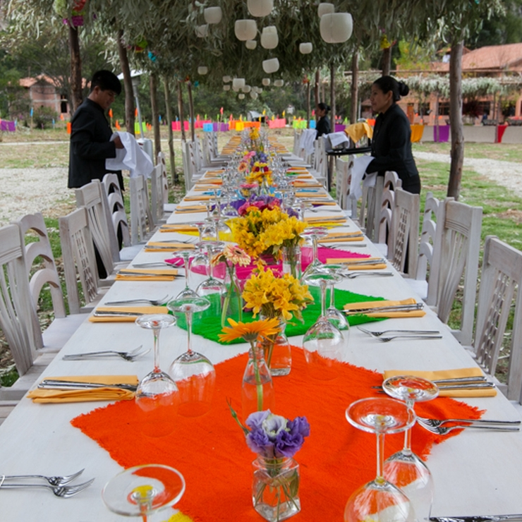 Wedding Catering at Sacred Valley