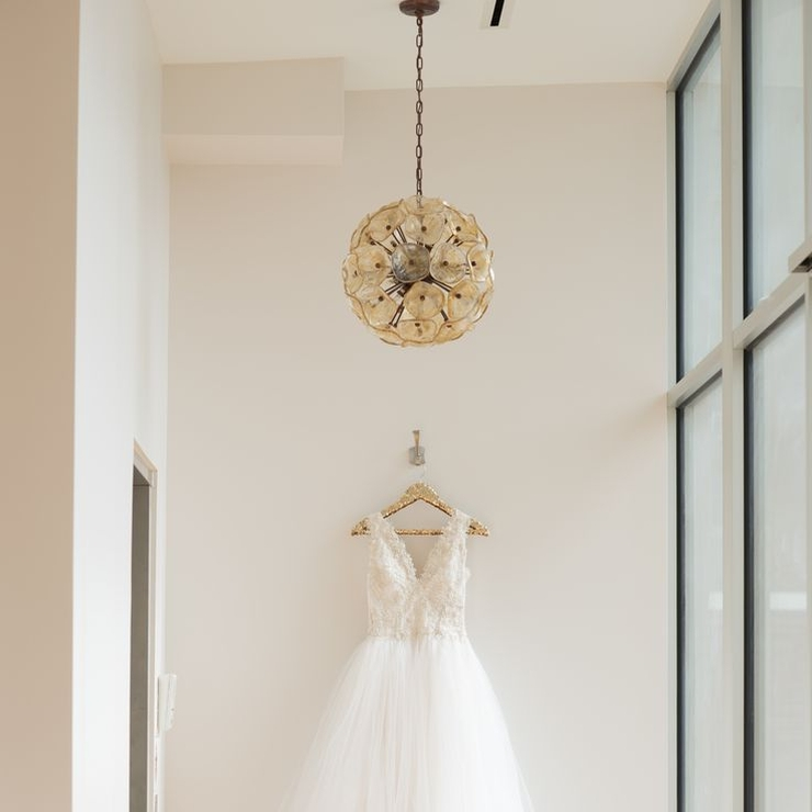 The Glass Box- Bridal Suite