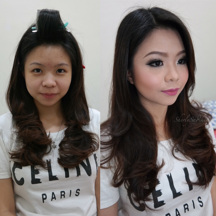 Makeup for Patricia