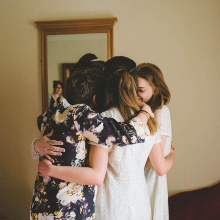 Vicky and Michael Warrington Wedding