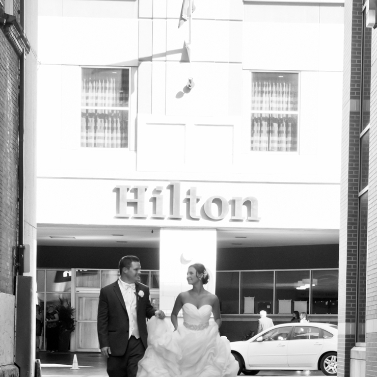 Hilton Scranton Weddings