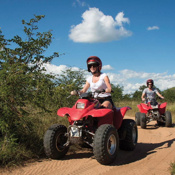 Quad Bike Trails