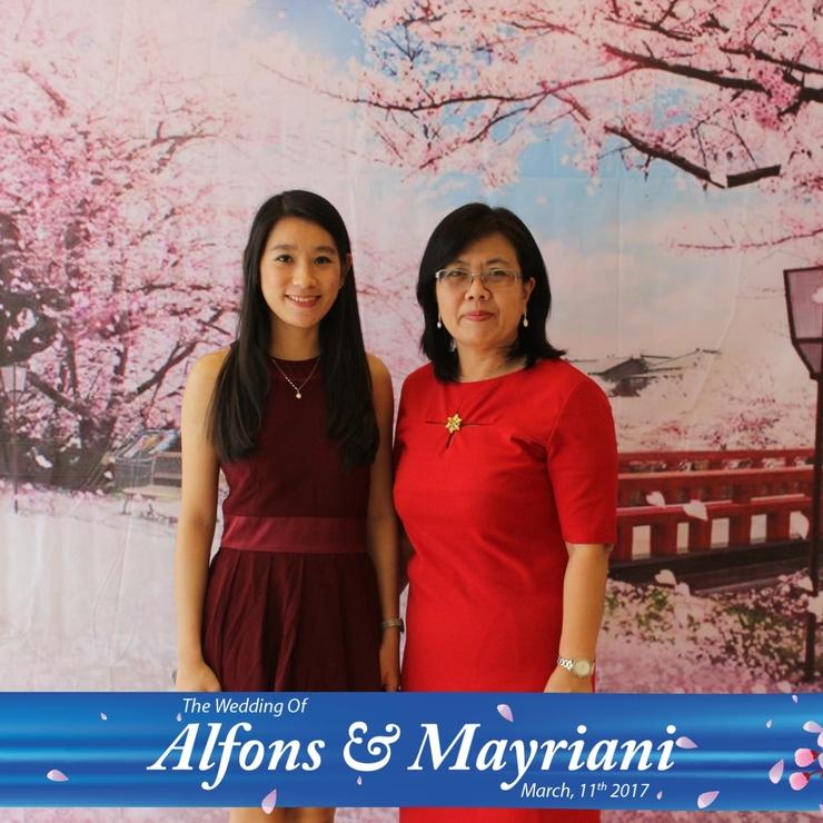 ALFONS & MAYRIANI WEDDING
