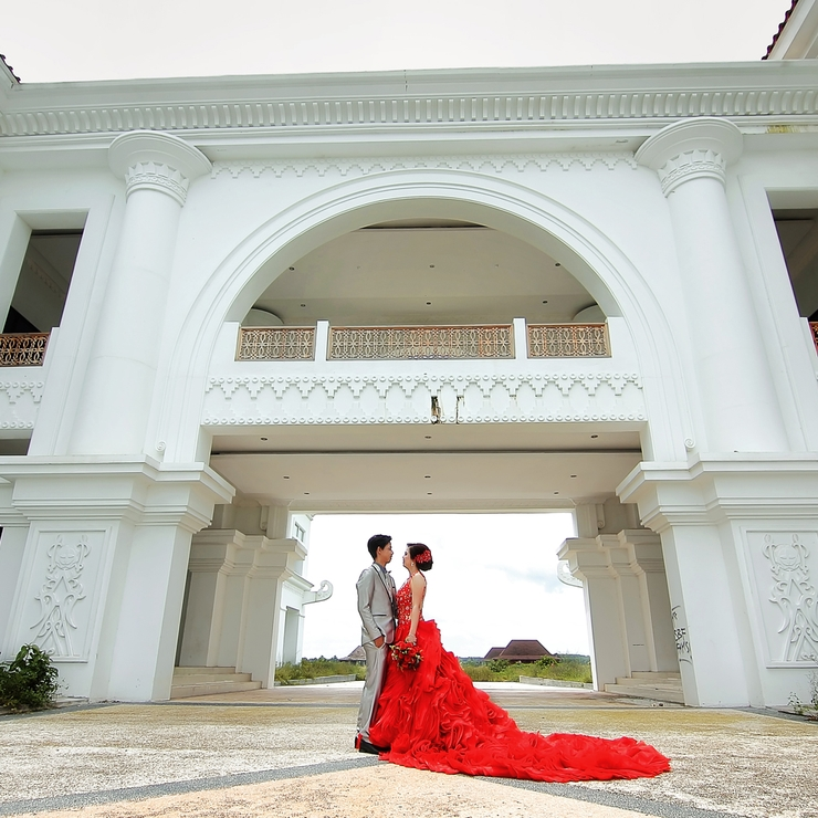 Prewedding of Tommy Buhon & Ai Syank