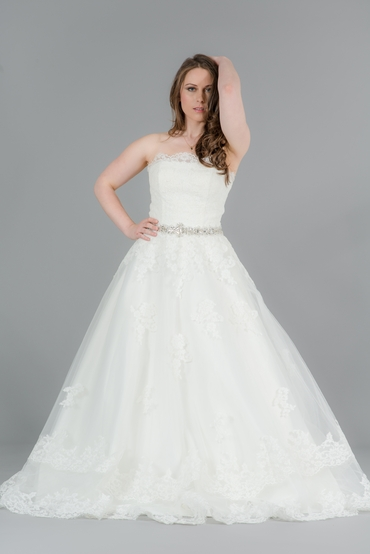 Long wedding dresses