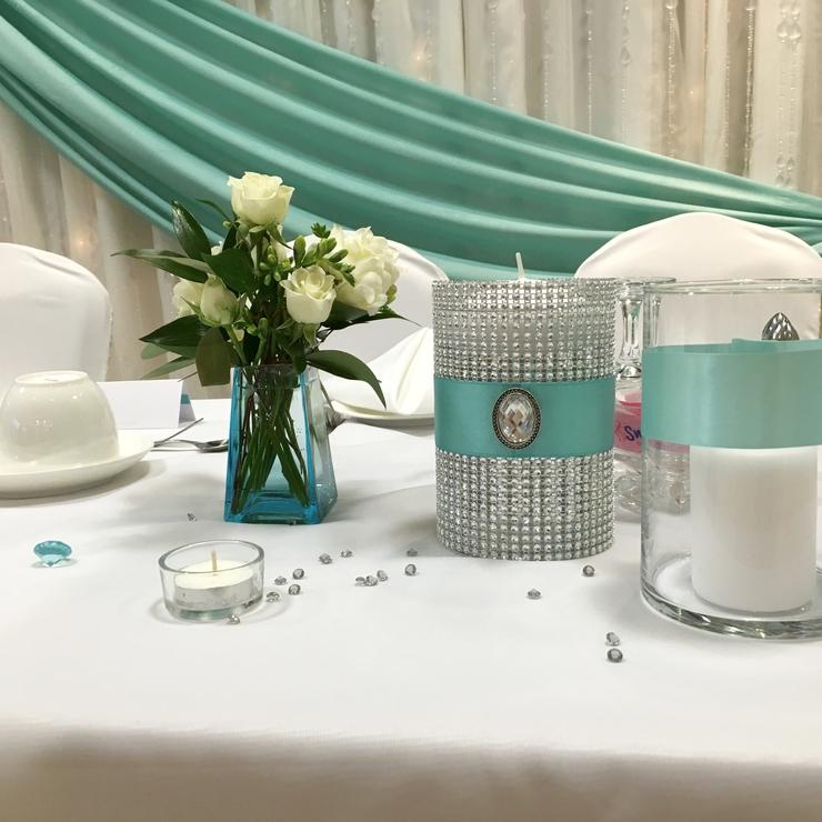 P2 Weddings Turquoise Wedding Collection