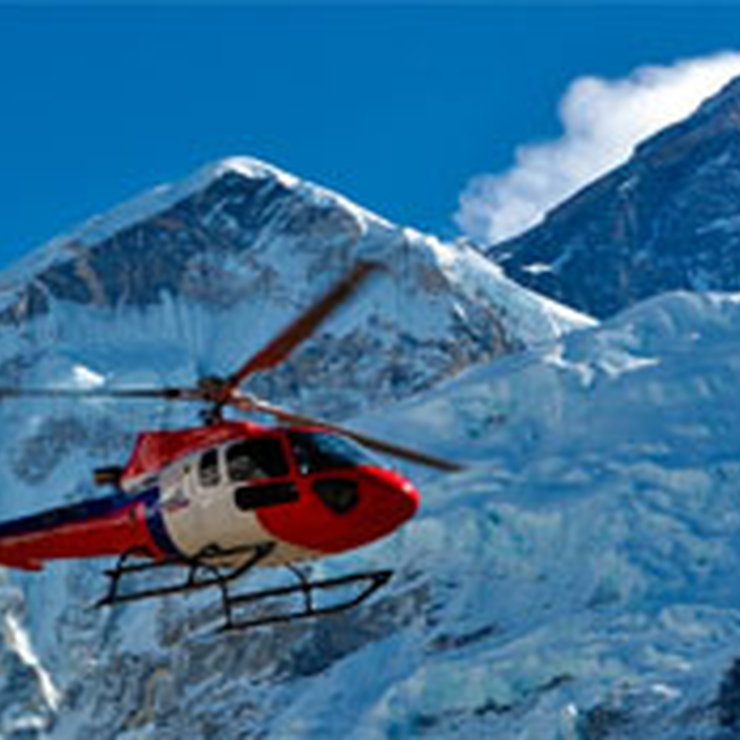 Everest tour photo