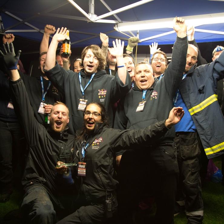 Firework Champions Winners