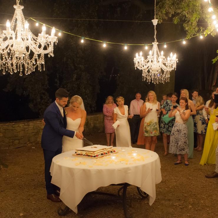 Wedding at Villa Villa Vignamaggio