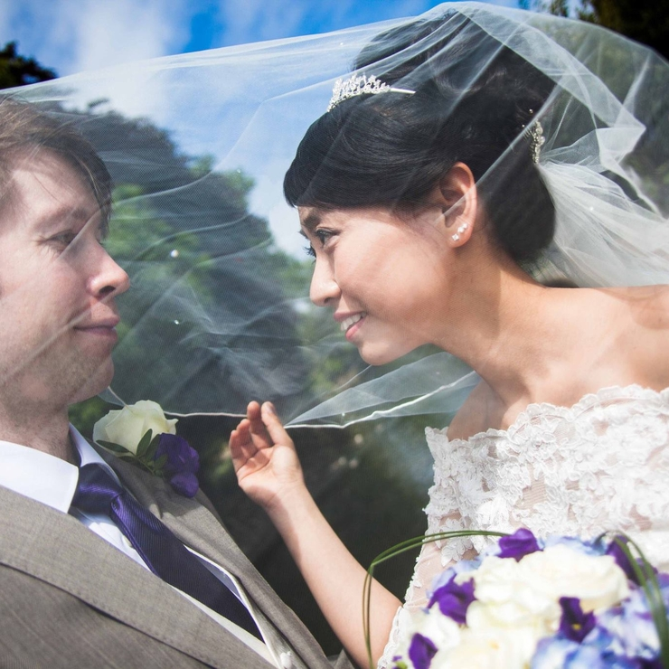 'Chang and Simon's Engagement and Wedding'