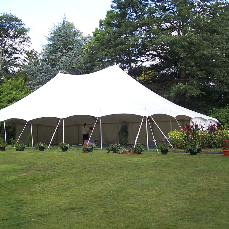 Traditiona marquee hire Cheshire