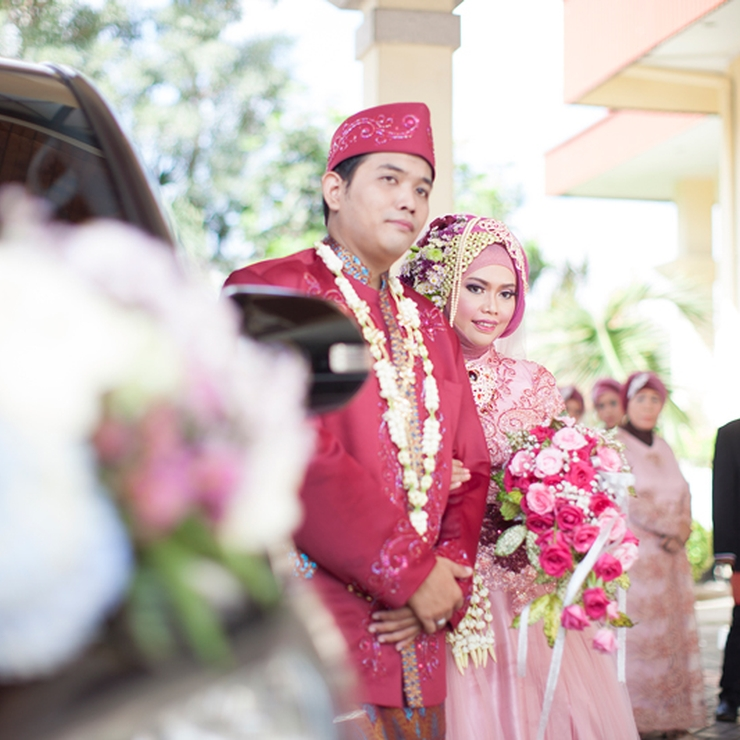 The Wedding of Ferdi & Asri