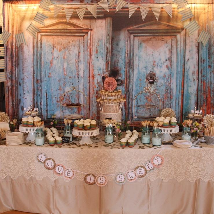 Dessert & Cake tables