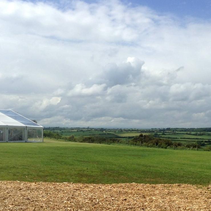 Weddings at Top Farm Wedding Field, Leicestershire