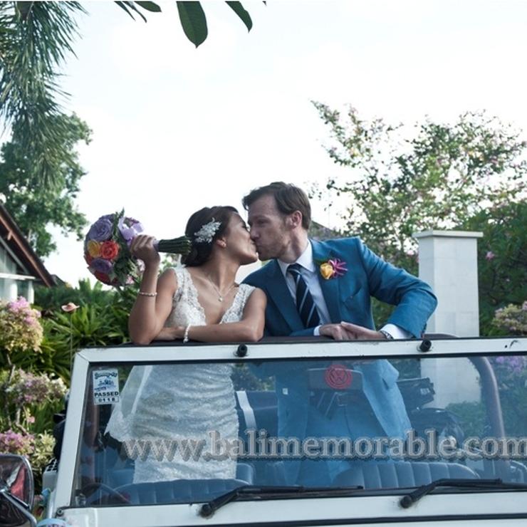 Bali Memorable Wedding