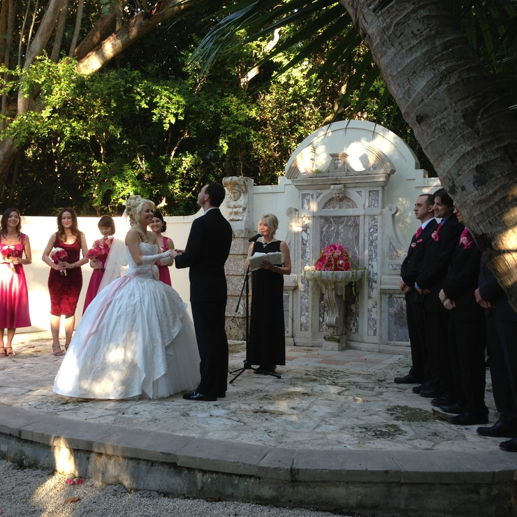 wedding in florida