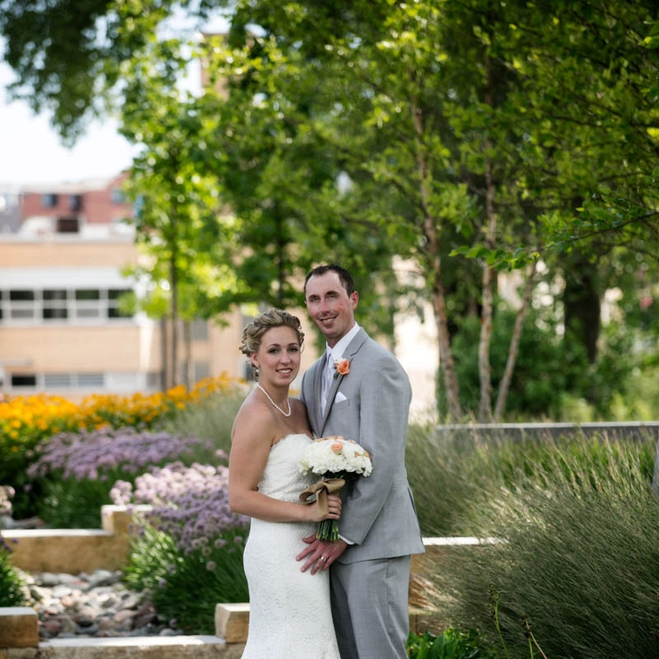 Anoka, MN Wedding