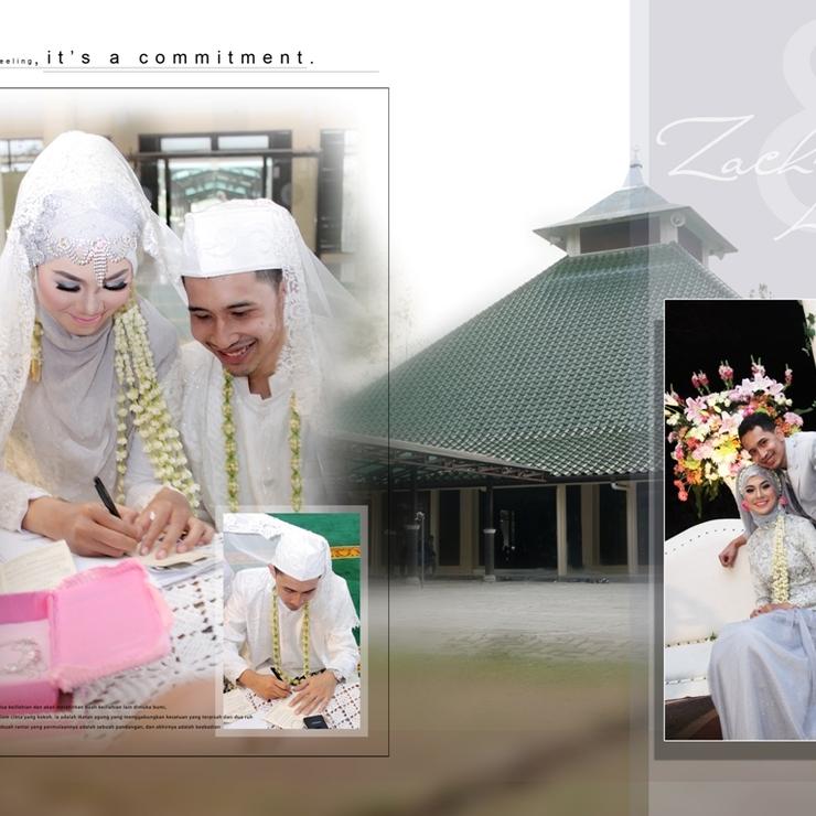 Wedding Azri dan Zahra