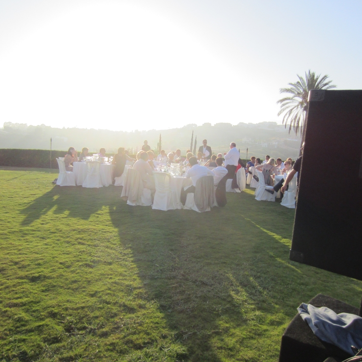 Marbella Wedding DJs