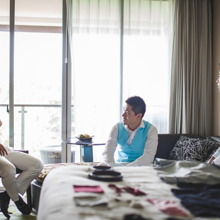 Jollina & Ben Wedding - The Ayana Resort & Spa, Jimbaran - Bali