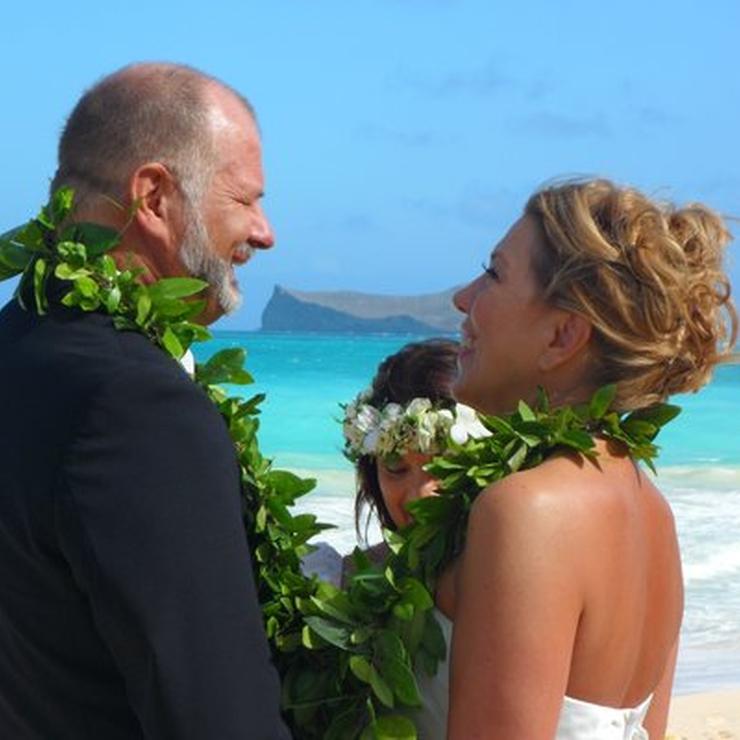 Hawaiian Weddings by Kahu Pōmaikaʻi