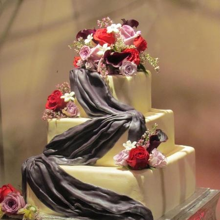Sidney's Wedding Cake