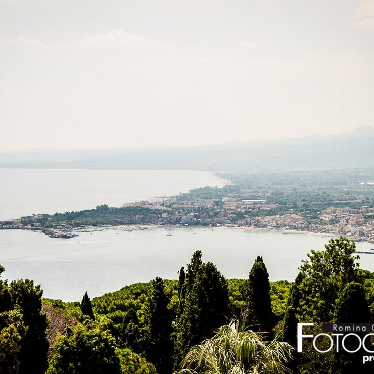 Emma + Richard Wedding in Taormina