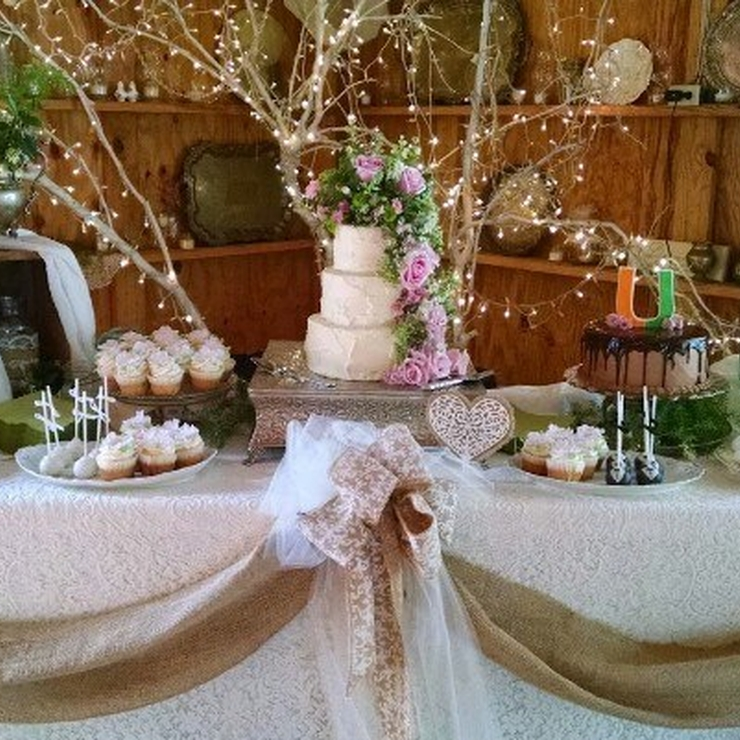 Buttercream Wedding Cakes