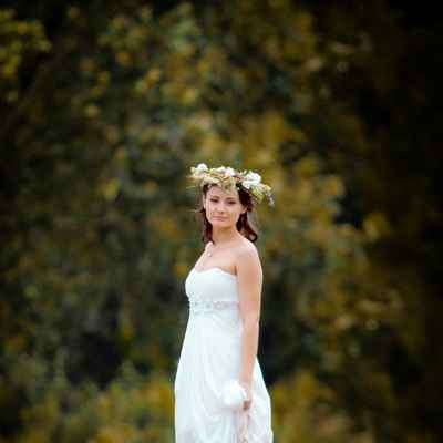 Rustic summer maternity wedding dresses