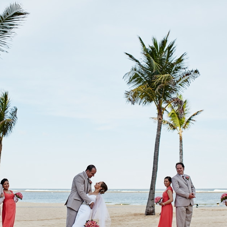 wedding by the beach #3