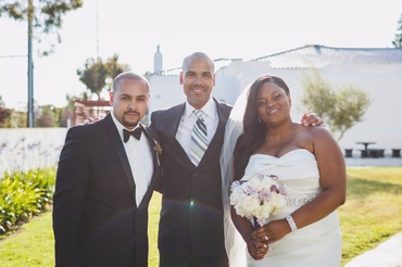White wedding photo session ideas