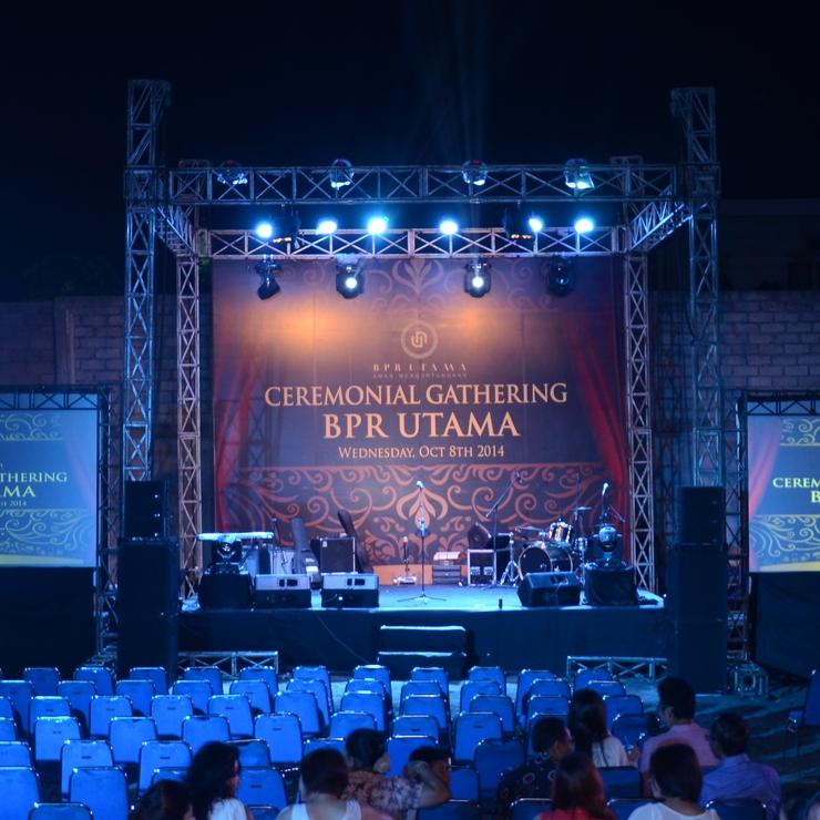 BPR Utama Ceremonial Gathering, Denpasar, Bali