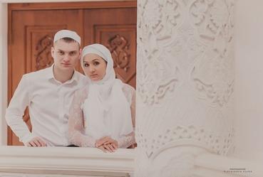 Ethnical real weddings