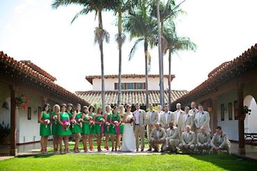 Brown long wedding dresses