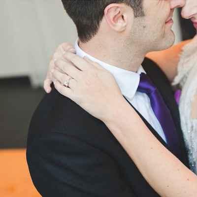 Overseas wedding rings