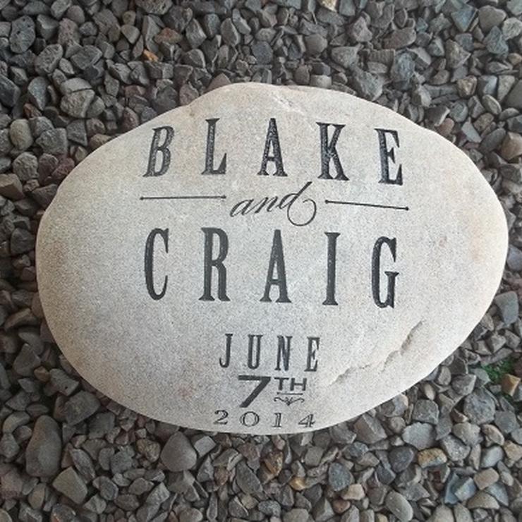 Blake & Craig Wedding