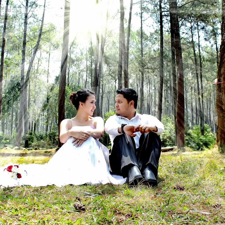 Patricia and Indra prewedding