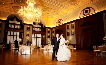 Fruit white long wedding dresses
