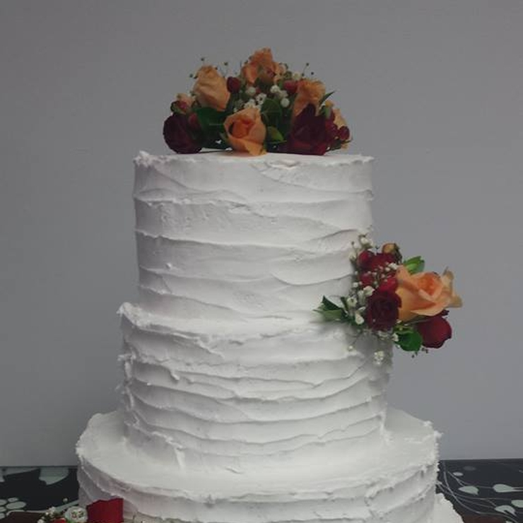 Assorted Wedding Cake Designs
