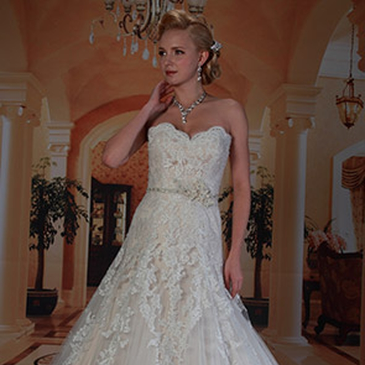 Venus Bridal Josephine own