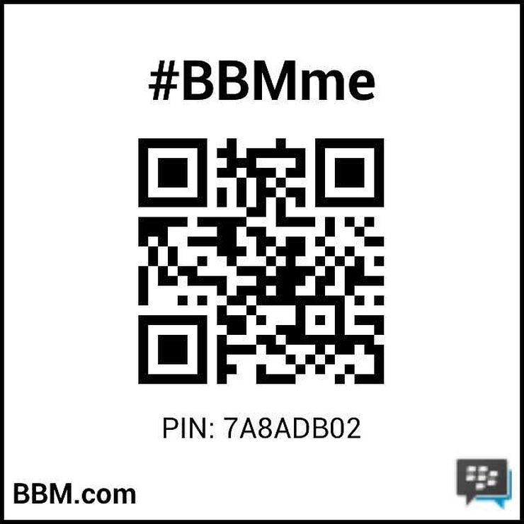 For more info, please add me up on bbm