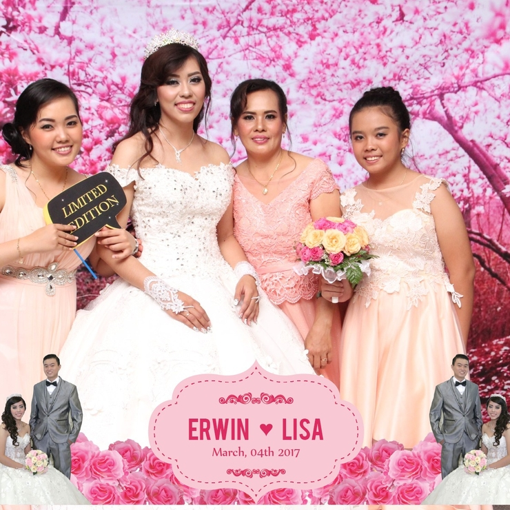ERWIN & LISA WEDDING