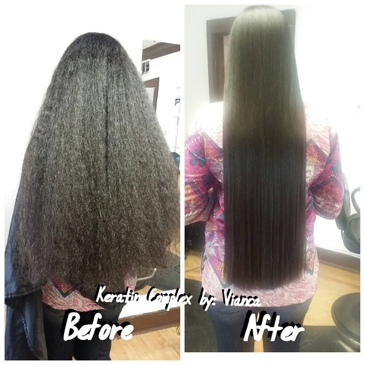 Keratin Treatment 4